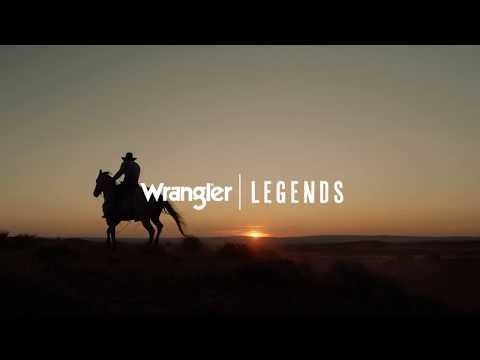 Wrangler Legends: Crash Thomas