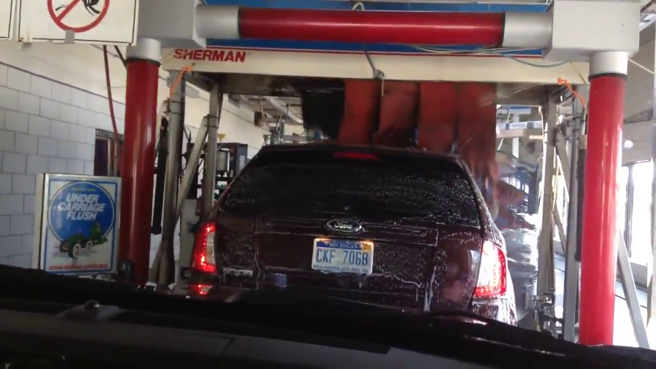 First Automatic Car Wash