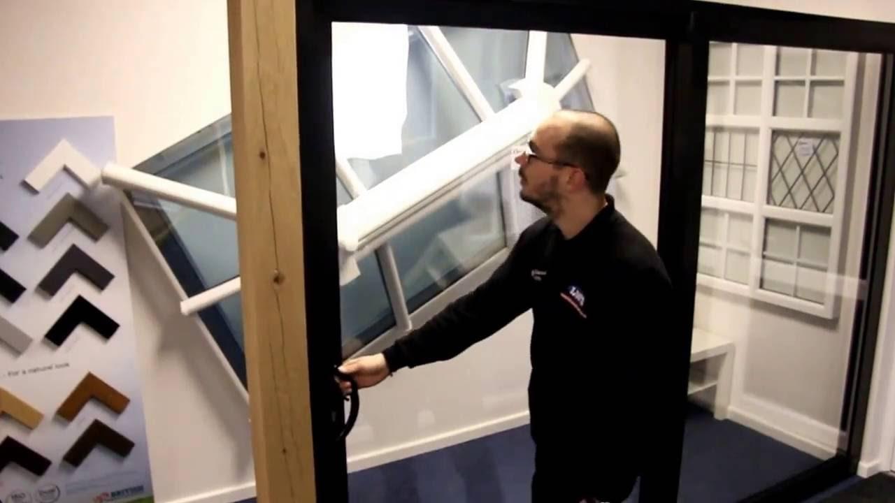Visoglide Plus Sliding Patio Door