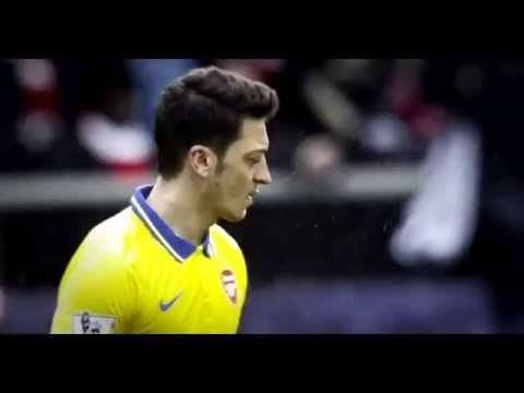 Mesut Özil - Best Comeback Ever ~ 2014/2015 Arsenal F.C.