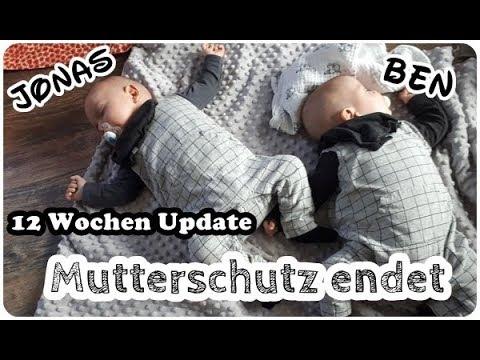 12 Wochen Zwillings&Mama Update/Schlafen/Stillen/After-Baby-Body/Mel´s Kanal