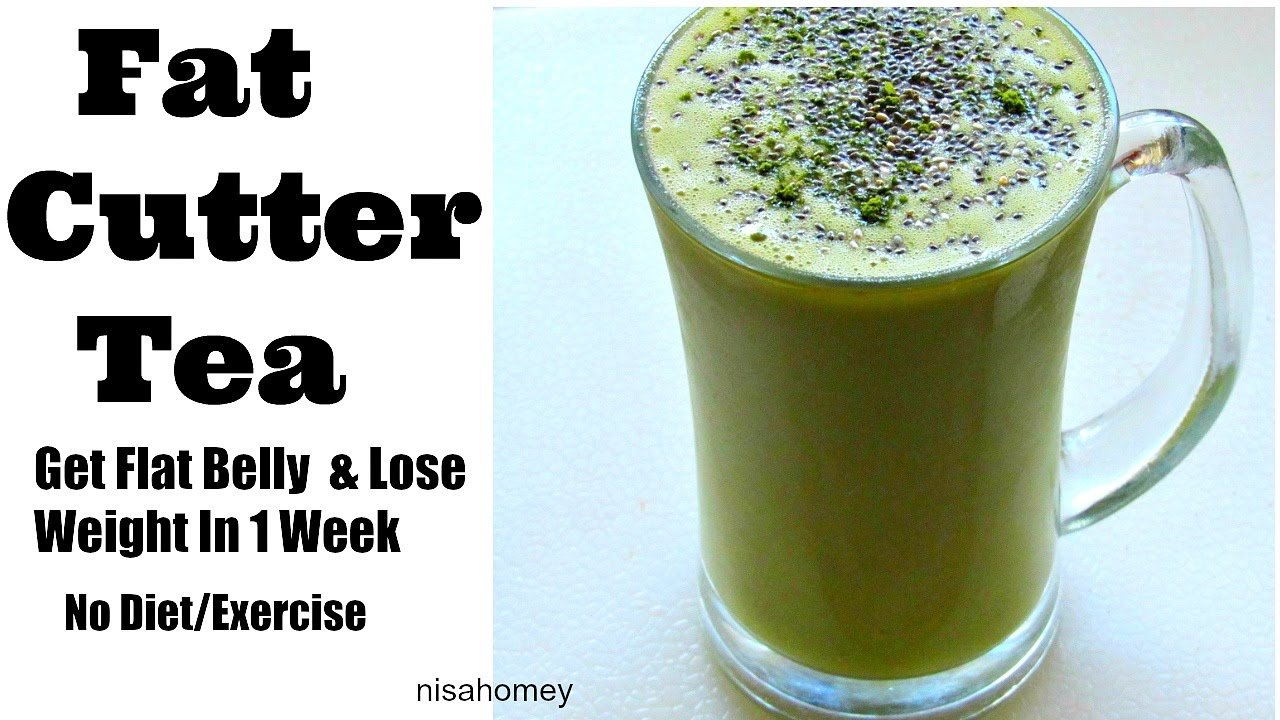 Lose 2 Kgs In 1 Week Magical Fat Cutter Green Tea Drink