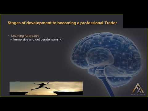 The Process of Becoming a Professional Trader