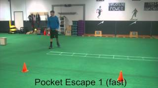 Dan Hayes Indoor QB Drills 2014