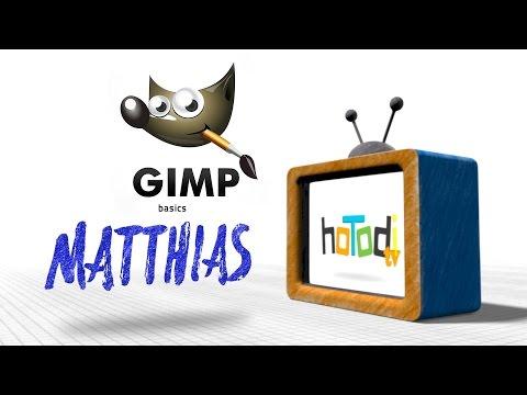 EINFÜHRUNG IN GIMP - Die wichtigsten Funktionen, Werkzeuge etc.