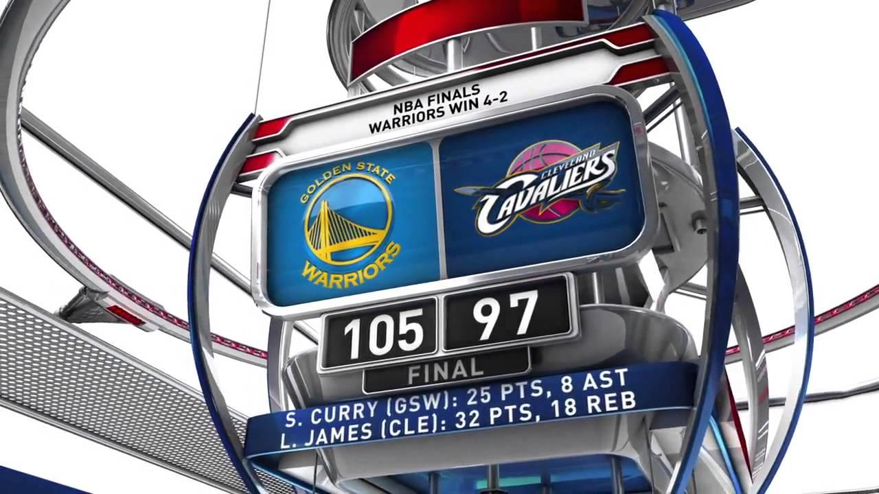 Warriors vs. Cavaliers Game 6 Date, Live Stream …