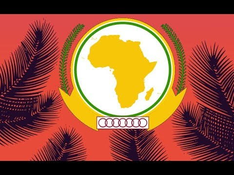 """African Union Anthem but with the tune of """"Africa"""" by Toto"""