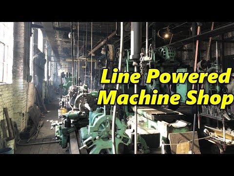 Soule Steam Feed Works: Machine Shop Tour!