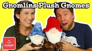 Gnomlins Gnome Plush By Aurora