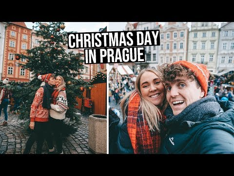 Christmas Day in Prague | Flying the Nest Christmas Special 2019