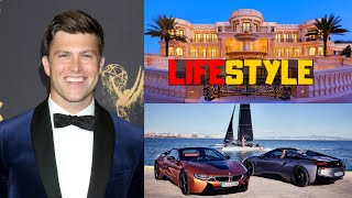 Colin Jost Lifestyle/Bioraphy 2021 -  Age | Networth | Family | Girlfriend | Spouse | House