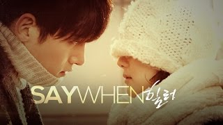 Video [MV] Healer 힐러 - Say When download MP3, 3GP, MP4, WEBM, AVI, FLV September 2017