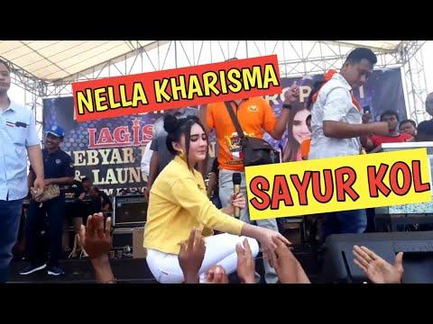 Nella Kharisma - Sayur Kol 🔵 LAGISTA Live Tunjungan Blora Jawa Tengah