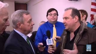 CRISIS IN UKRAINE: Interview with Senator Dick Durbin in Chicago