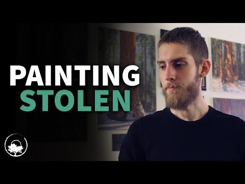 Gallery Refuses to Pay Artist After Selling Paintings | The Art World Is Changing