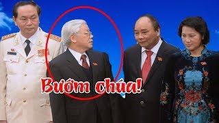ĐBQH đòi bắt bướm chúa Nguyễn Thị Kim Ngân, Trọng lú hoảng loạn tháo chạy
