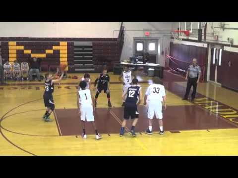 Summit NJ 7th Grade Travel Basketball Championship Game vers