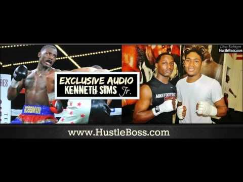 Exclusive interview with Pacquiao sparring partner, undefeated Kenneth Sims Jr