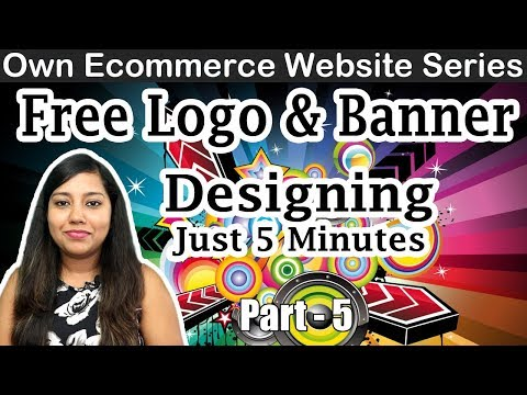Free Logo Maker 👍 How to Create Business Logo with Free online software thumbnail