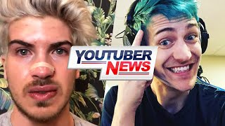 Jake Paul's dad's nudes leak, Joey Graceffa cancels tour AND MORE! | YouTuber News