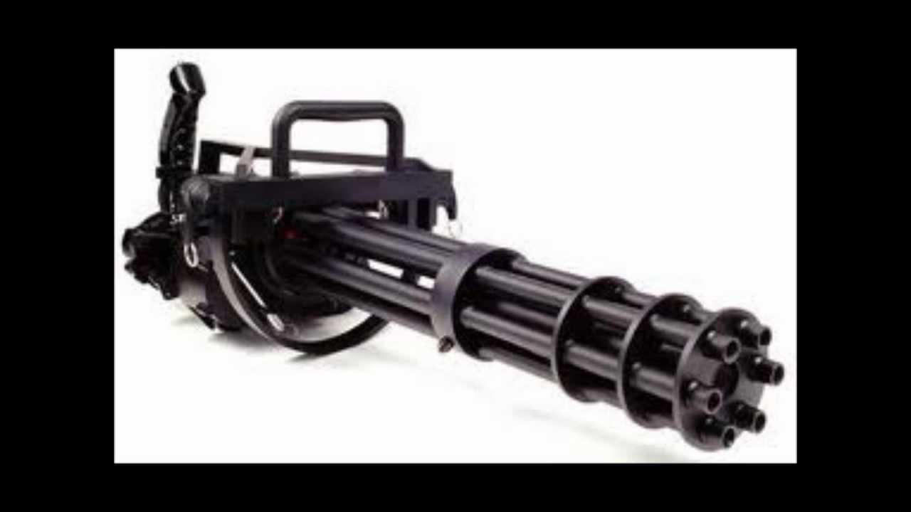 Las mejores armas de fuego de la historia youtube - Pistolas para lacar ...