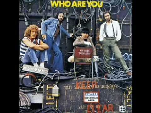 The Who - New Song