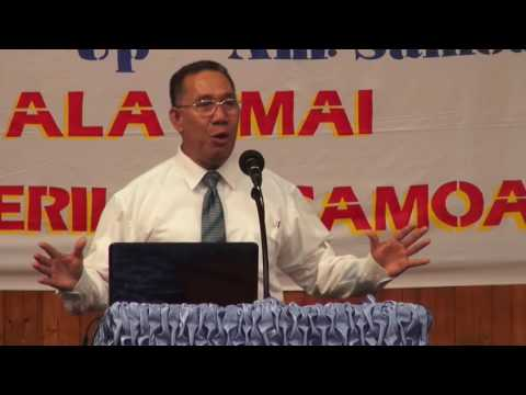Wake Up American Samoa | Pr Pau Tuavela | Program #2