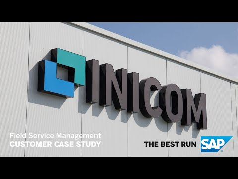 Case Study: Inicom's Improved Service Operation With Field Service Management