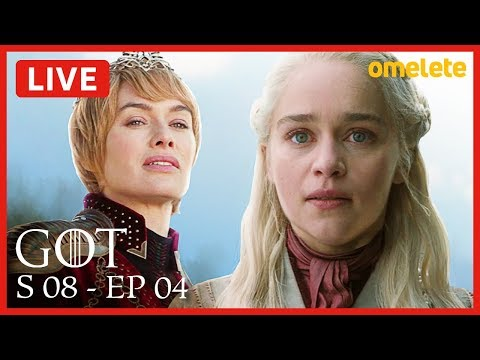 GAME OF THRONES S08E04 COMENTADO
