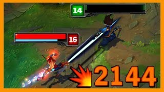 Perfect Instakill Compilation - League of Legends