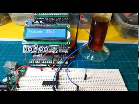 Arduino Peristaltic Pump
