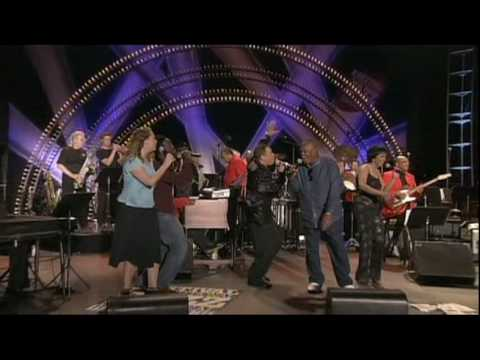 The Funk Brothers - Ain't No Mountain High Enough - Joan Osborne, Sam Moore, Haydon