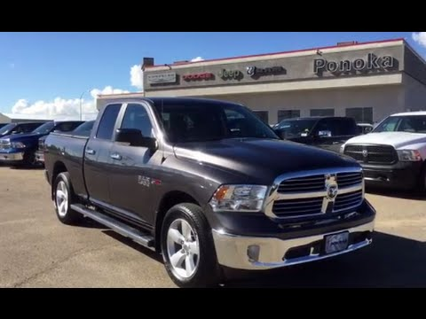 2015 dodge ram 1500 slt eco diesel quad cab 4x4 youtube. Black Bedroom Furniture Sets. Home Design Ideas