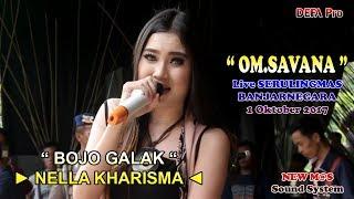 Gambar cover Bojo Galak - NELLA KHARISMA OM.SAVANA Live Serulingmas Banjarnegara