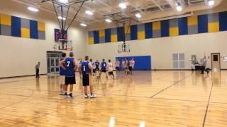Bank of Lake Mills Mens Basketball Team vs Team Nike (3) 1.19.2015