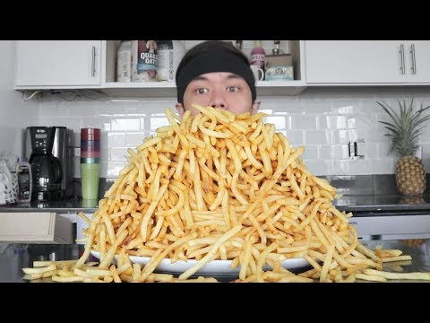 1620 French Fry Challenge