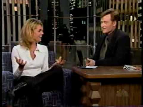 Conan's Crush 9 - Rebecca Romijn - 1997