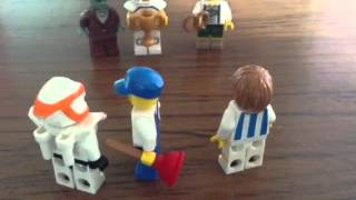 Lego Team GB Parade (gone wrong)