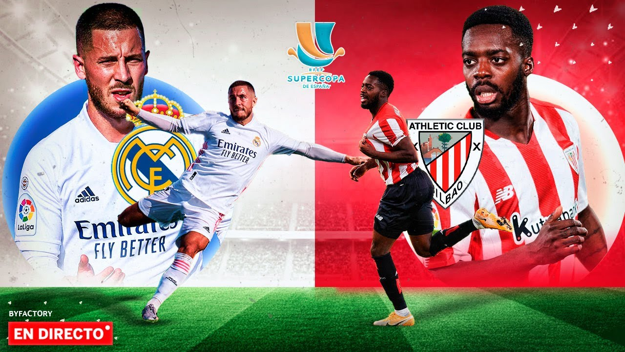 How to watch Real Madrid vs. Athletic Athletic Bilbao - Supercopa ...