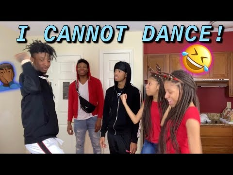GETTING TAUGHT TO DANCE & WICKER-JIG FT. THE WICKERTWINZ & CHRIS GILLY!!!