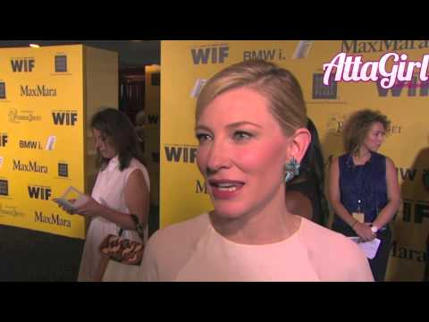 Cate Blanchett honored at Women in Film Crystal & Lucy Awards