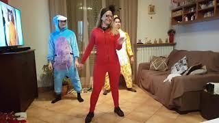scooby doo papa viral challenger italia venezuela