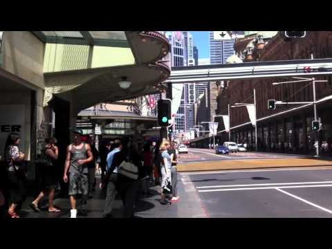 Sydney George Street