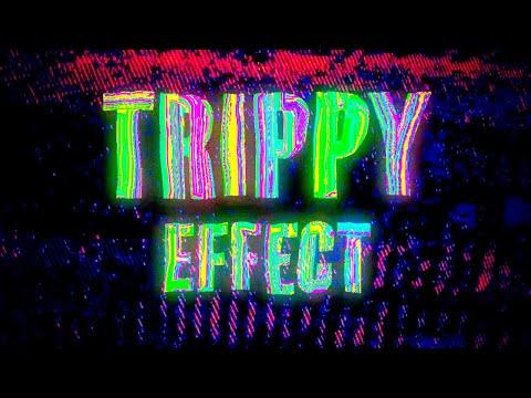 Trippy GLITCH эффект | Анимация текста в After Effects Tutorial