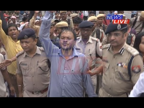 KMSS leader Akhil Gogoi arrested amid protests opposing Amit Shah's visit