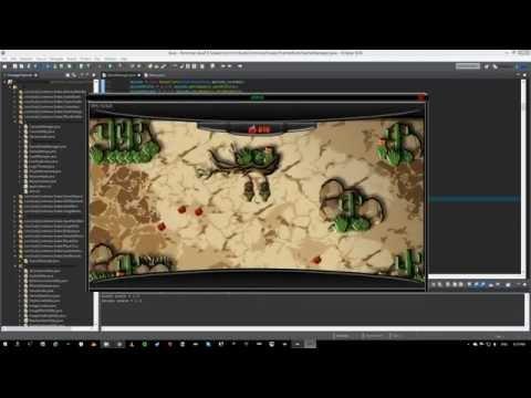 JavaFX 2D Snake game