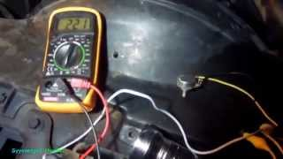 How to Check a Temperature Gauge & Sending Unit -Chevy