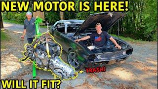 Rebuilding A Wrecked 1967 Chevrolet Camaro SS Part 12