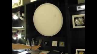 Электронный диммер и светодиодные панели. Контроллер(Наглядно о работе электронного диммера в паре со светодиодной панелью., 2015-03-28T11:15:12.000Z)