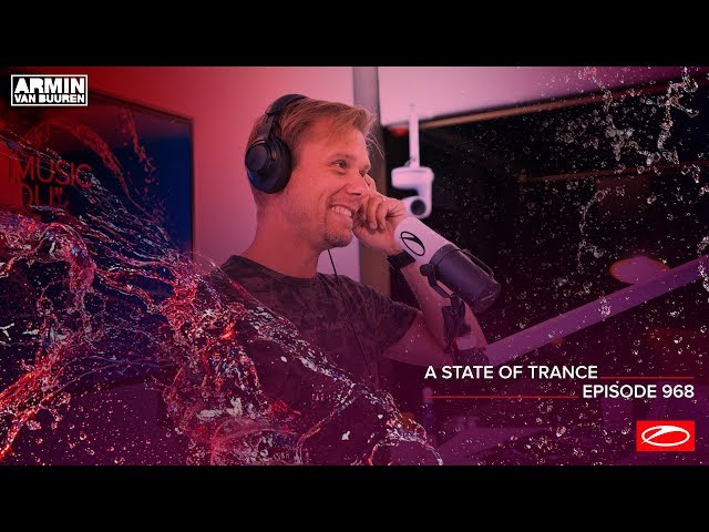 A State Of Trance Episode 968